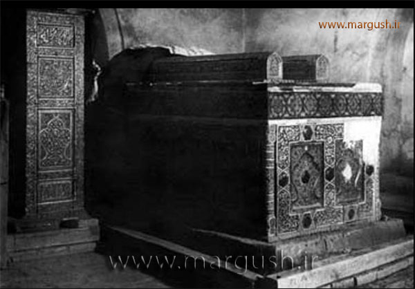 آرامگاه شیخ نجمالدین کبری