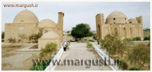 گنبد آجری سلطان علی و شیخ نجمالدین کبری