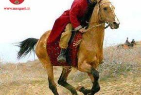 تاریخچه اسب ترکمن (۴)