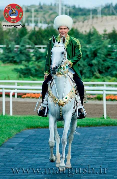 بردی محمدوف رئیس جمهور ترکمنستان