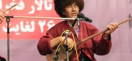 استاد موسیقی ترکمن صحرا دردی طریک، شجریان ترکمن صحرا