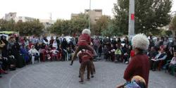 «سومک سومک» یکی ازقدیمی ترین و جذاب ترین بازیهای قوم ترکمن
