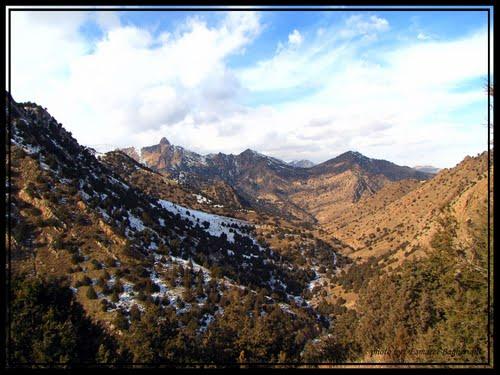 کوههای هزار مسجد 1