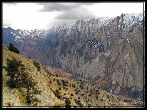 کوههای هزار مسجد  3