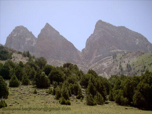 کوههای هزار مسجد1