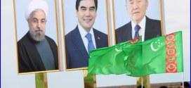 رییس جمهور ترکمنستان: راه آهن ایران – قزاقستان موجب رشد منطقه میشود