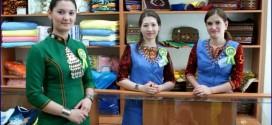 چشمانداز توسعه صنعت نساجی ترکمنستان