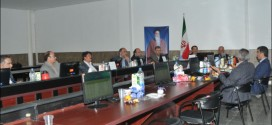 گزارش تصویری اولین جلسه کمیته ترانزیت ریلی کشور در اینچهبرون