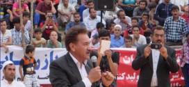 مصاحبه با سوداگر نائب رئیس گؤرش کشور در مسابقات جام مختومقلی