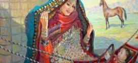 هوودی یا لالایی نغمه زنان ترکمن