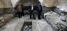 ساماندهی منطقه گردشگری باغ تاشته وحمام تاریخی در رامیان
