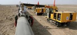 تورکمنستان نفت گاز قورلوشیق بؤلیملری آمالا آشیریلیار