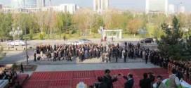 ترکمنستاندا ایران اسلام رسپوبلیکاسینینگ x11 یؤریتهلشدیریلن سرگیسی گچیریلدی