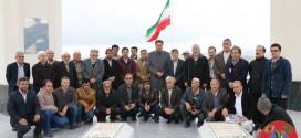 مراسم بزرگداشت دولت محمد آزادی «آق توقای» مراوهتپه/گزارش تصویری