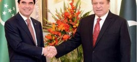 پیام تسلیت رئیس جمهور ترکمنستان به کشور پاکستان در ارتباط با عمل تروریستی شهر لاهور