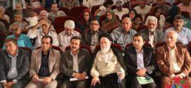 فرماندار ویژه گنبد: پیوند اشعار مخدومقلی فراغی با ارزشهای اسلامی او را جاودانه کرده است+عکس