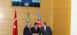 «باکو» میزبان نشست سهجانبه وزرای خارجه ترکمنستان، ترکیه و آذربایجان